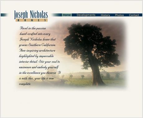 Joseph Nicholas Homes