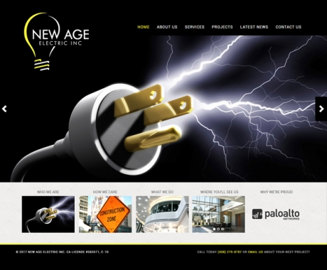 New Age Electric Inc.