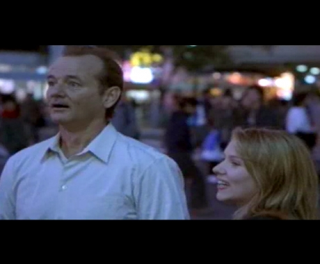 Lost in Translation a better movie trailer